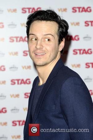 Andrew Scott - 'The Stag' Gala screening at the Vue Leicester Square - Arrivals - London, United Kingdom - Thursday...