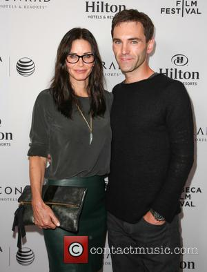 Courteney Cox - 2014 Tribeca Film Festival