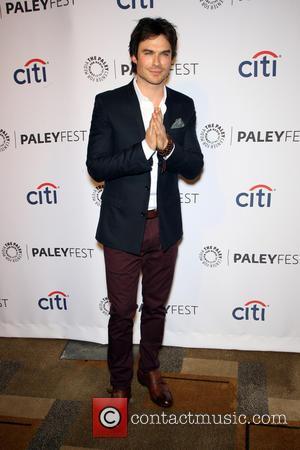 Ian Somerhalder - 2014 PaleyFest -
