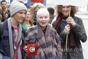 Vivienne Westwood - Vivienne Westwood attends the Fracked Future Carnival