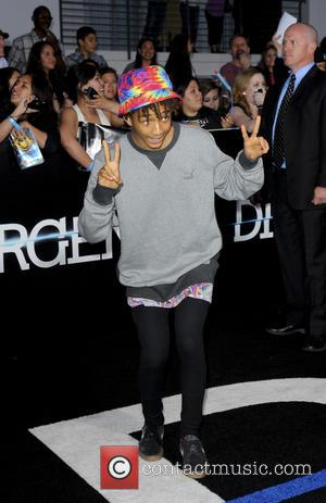 Jaden Smith - Film Premiere of Divergent - Los Angeles, California, United States - Wednesday 19th March 2014