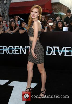 Bella Thorne - Premiere Of Summit Entertainment's