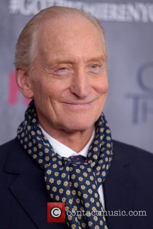 Charles Dance - New York Premiere of The Fourth Season of