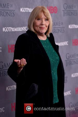 Diana Rigg - New York Premiere of The Fourth Season of