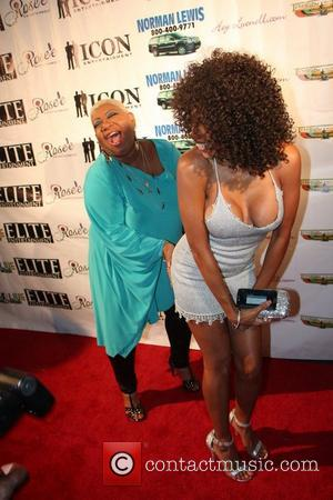 luenell - Luenell's Birthday Party at RnB Live - Arrivals - Los Angeles, California, United States - Thursday 20th March...