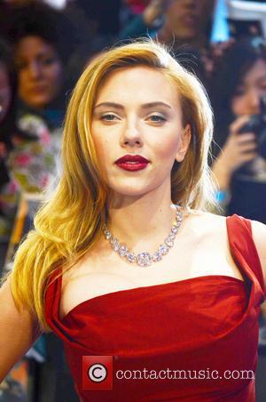Scarlett Johansson - 'Captain America: The Winter Soldier' UK Premiere at Westfield - Arrivals - London, United Kingdom - Thursday...