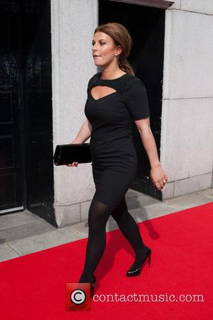 Coleen Rooney - TESCO Mum of the Year Awards held at the Savoy - Arrivals. - London, United Kingdom -...