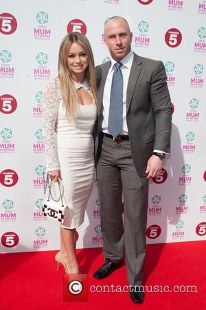 Ola Jordan and Guest - TESCO Mum of the Year Awards held at the Savoy - Arrivals. - London, United...