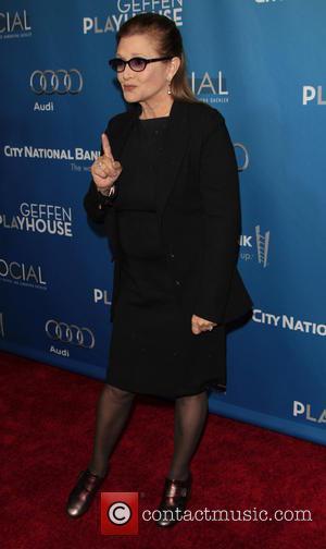 Carrie Fisher - The Geffen Playhouse presents its annual Geffen fundraiser honoring The Walt Disney Studios Chairman, Alan F. Horn...