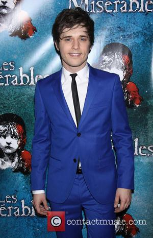 Andy Mientus - Opening Night After Party for Broadway's Les Miserables at the Imperial Theatre - Arrivals. - New York,...