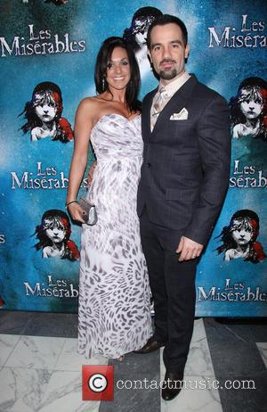 Mandy Karimloo and Ramin Karimloo - Opening Night After Party for Broadway's Les Miserables at the Imperial Theatre - Arrivals....