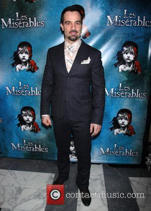 Ramin Karimloo - Opening Night After Party for Broadway's Les Miserables at the Imperial Theatre - Arrivals. - New York,...