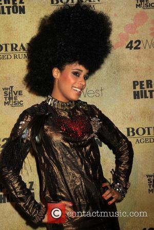 Fantine - Perez Hilton hosts a Madonna themed party to celebrate his 36th Birthday - New York City, New York,...