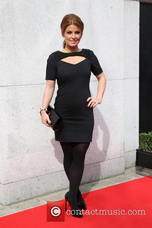 Coleen Rooney - Tesco Mum of the Year Awards 2014 held at the Savoy - Arrivals - London, United Kingdom...