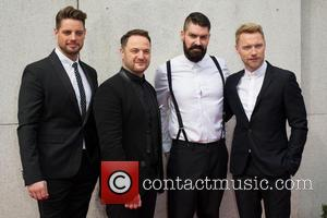 Boyzone, Keith Duffy, Mikey Graham, Shane Lynch and Ronan Keating
