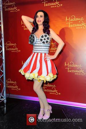 Katy Perry wax figure - Gabriella