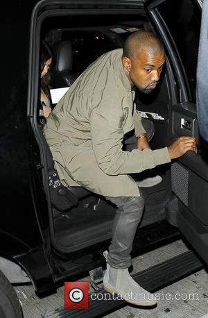 Kanye West Disses Kim Kardashian's Exes In Fawning New Future Track, 'I Won'