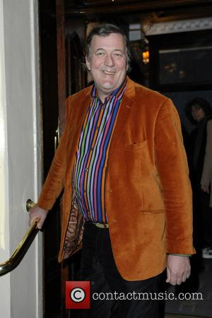 Stephen Fry - Press Night for 'Fatal Attraction' at the Theatre Royal - Arrivals - London, United Kingdom - Tuesday...