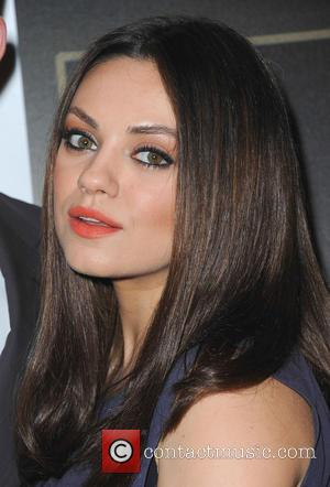 Mila Kunis - CINEMACON 2014 WARNER BROTHERS PRESS EVENT at Caesars Palace - Las Vegas, Nevada, United States - Friday...