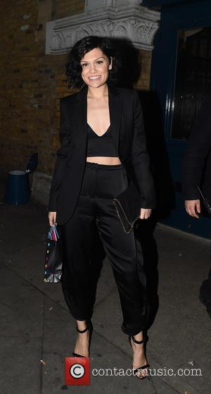 Jessie J - Jessie J Leaving Her 26th Birthday Party