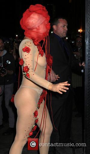 Lady Gaga Celebrates Birthday With Roseland Ballroom Gig