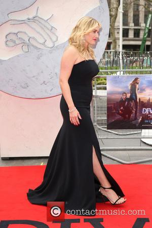 Kate Winslet - Divergent premiere held at the Odeon Leicester Square - Arrivals - London, United Kingdom - Sunday 30th...