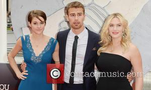 Kate Winslet, Shailene Woodley and Theo James - Premiere of 'Divergent' held at the Odeon Leicester Square - Arrivals -...