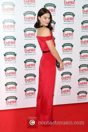 Margot Robbie - The Jameson Empire Awards 2014 held at Grosvenor House - Arrivals - London, United Kingdom - Sunday...