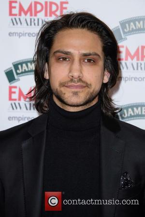 Luke Pasqualino - The Jameson Empire Awards 2014 held at Grosvenor House - Arrivals - London, United Kingdom - Sunday...