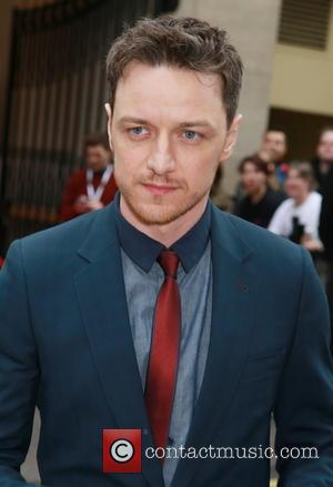 James McAvoy - The Jameson Empire Awards 2014 held at Grosvenor House - Outside Arrivals - London, United Kingdom -...