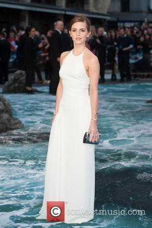 Emma Watson - 'Noah' UK Premiere held at the Odeon Leicester Square - Arrivals. - London, United Kingdom - Monday...