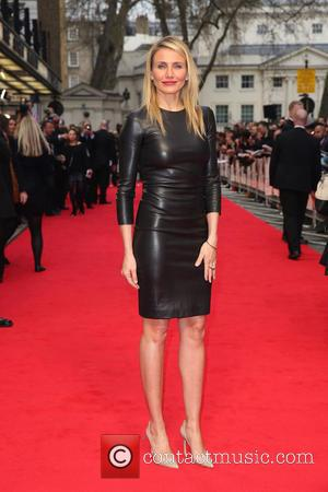 Cameron Diaz - The Other Woman - UK gala screening - Arrivals - London, United Kingdom - Wednesday 2nd April...