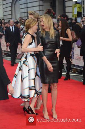 Cameron Diaz and Leslie Mann - UK premiere of 'The Other Woman' held at The Curzon Mayfair - Arrivals -...