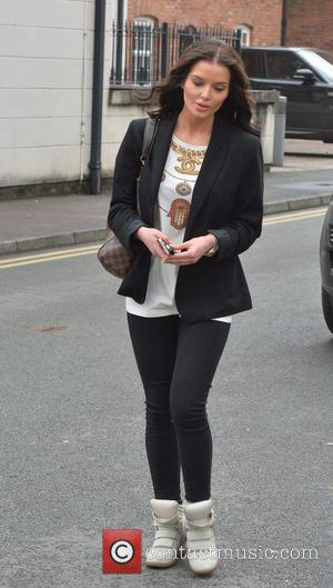 Helen Flanagan - Helen Flanagan out and about in Alderley Edge. - Cheshire, United Kingdom - Friday 4th April 2014