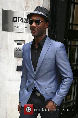 Aloe Blacc Takes The Man To The Top Of The U.k. Charts