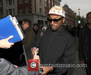 Will.i.am Kicked Out Of First Class Lounge For 'Fake' Membership Card
