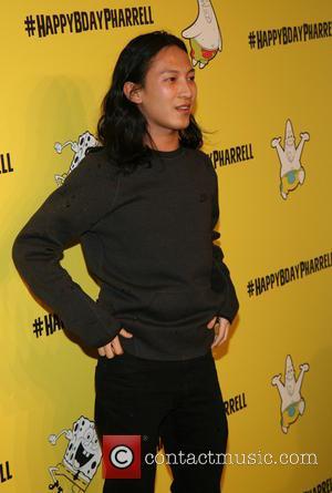 Alexander Wang - Pharrell Williams 41st Birthday Party