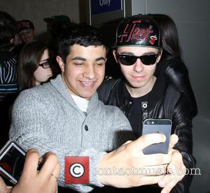 Nathan Sykes and The Wanted