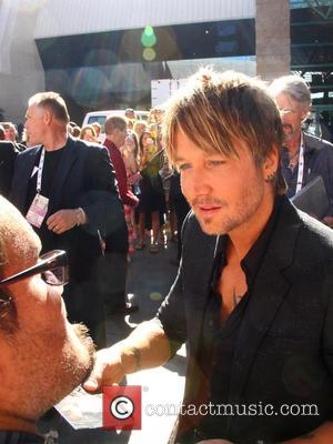 Keith Urban - 49th Annual Academy of Country Music Awards at MGM Grand Resort and Casino Las Vegas - Las...