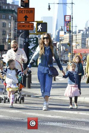 Sarah Jessica Parker, Tabitha Broderick and Marion Broderick