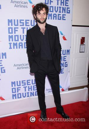 Penn Badgley - American Museum of Moving Image Honors Kevin Spacey held at 583 Park Avenue - Arrivals - New...