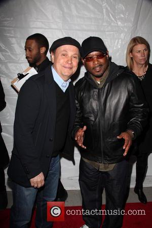 Billy Crystal and Martin Lawrence