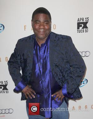 Tracey Morgan - FX Networks Upfront Premiere Screening Of 'Fargo' at SVA Theater - Arrivals - New York City, New...