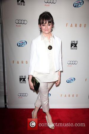 Alison Wright - FX Networks Upfront Premiere Screening Of 'Fargo' at SVA Theater - Arrivals - NYC, New York, United...