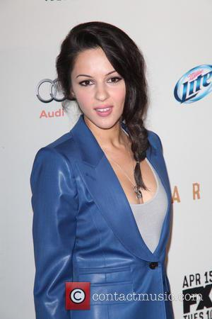Annet Mahendru - FX Networks Upfront Premiere Screening Of 'Fargo' at SVA Theater - Arrivals - NYC, New York, United...