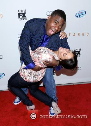 Tracy Morgan Hospitalised After Car Wreck