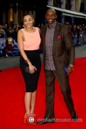 Amal & John Fashanu - 'The Amazing Spider-Man 2' World Premiere held at the Odeon Leicester Square, London - London,...
