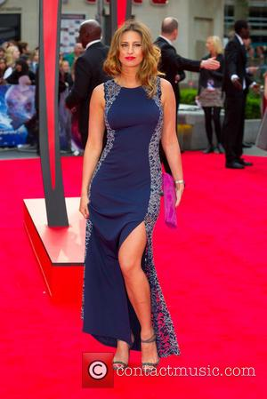 Fearne McCaan - 'The Amazing Spider-Man 2' World Premiere held at the Odeon Leicester Square, London - London, United Kingdom...
