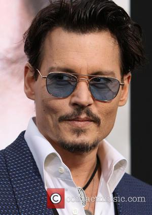 Johnny Depp - Premiere Of Warner Bros. Pictures And Alcon...