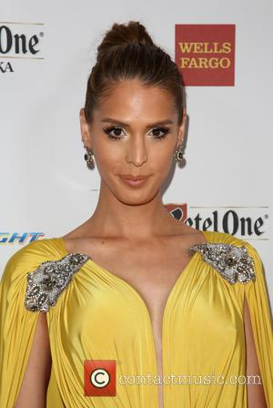 Carmen Carrera - 25th Annual GLAAD Media Awards - Beverly Hills, California, United States - Saturday 12th April 2014